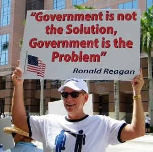 Ronald Reagan always said it right